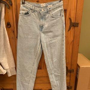 Calvin Klein Light Wash Jeans